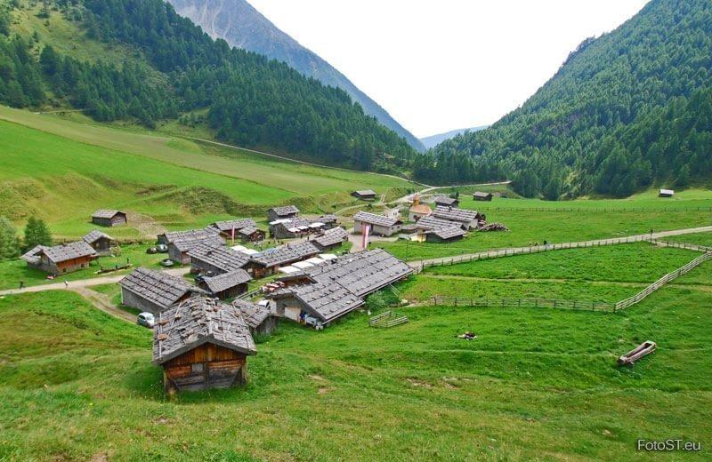 Alpine Cottage Fane Alp South Tyrol