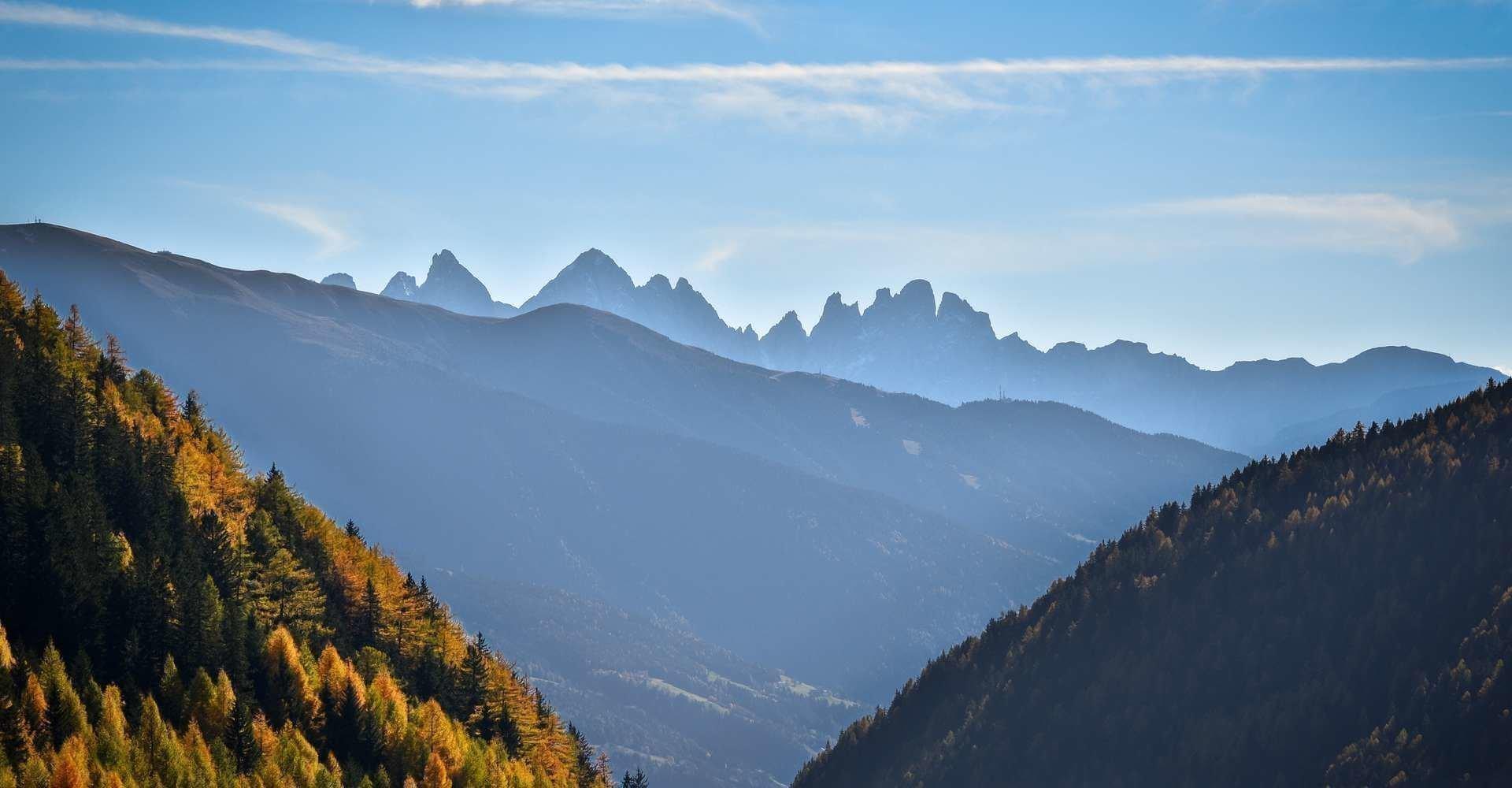 Residence Tauber Vals Südtirol