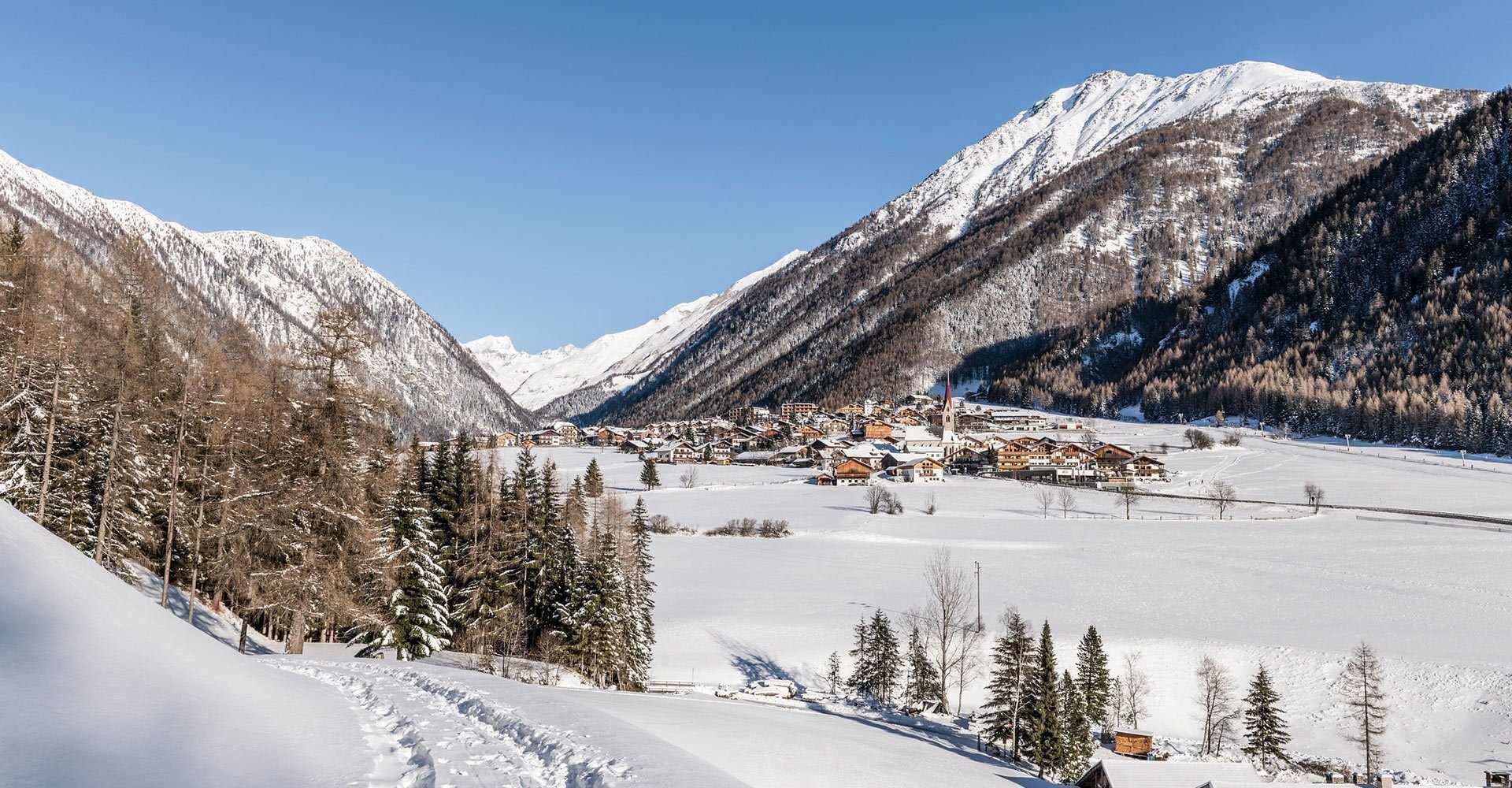 Winterurlaub in Vals