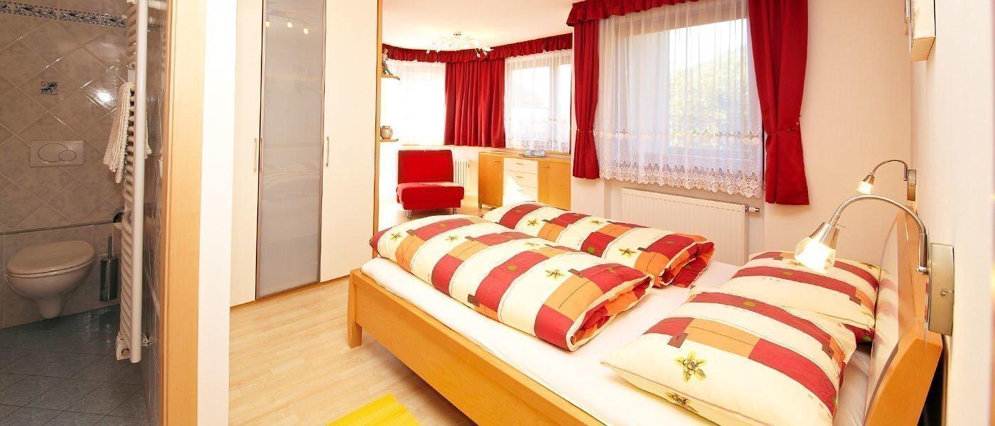 Unterkünfte in Vals/Südtirol – Unsere Apartments