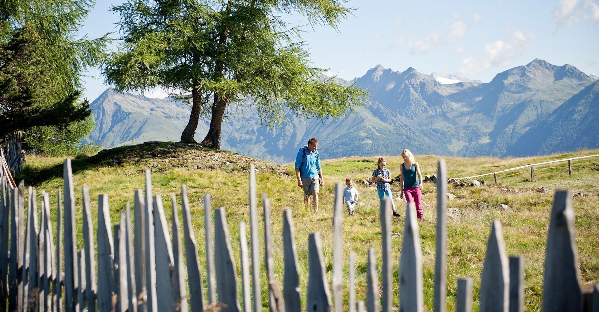Sommererlebnis Wanderurlaub Vals